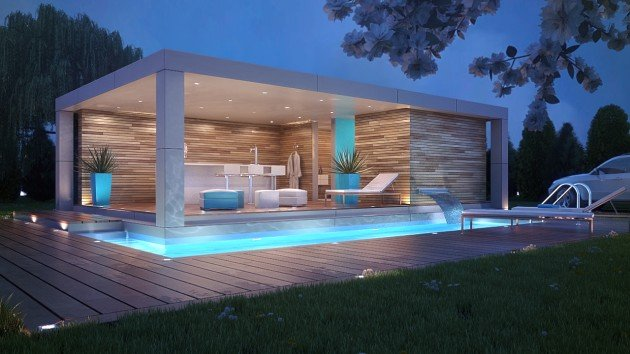 20 Dream Backyards for Your Ideal Home on Dream Backyard With Pool id=60007