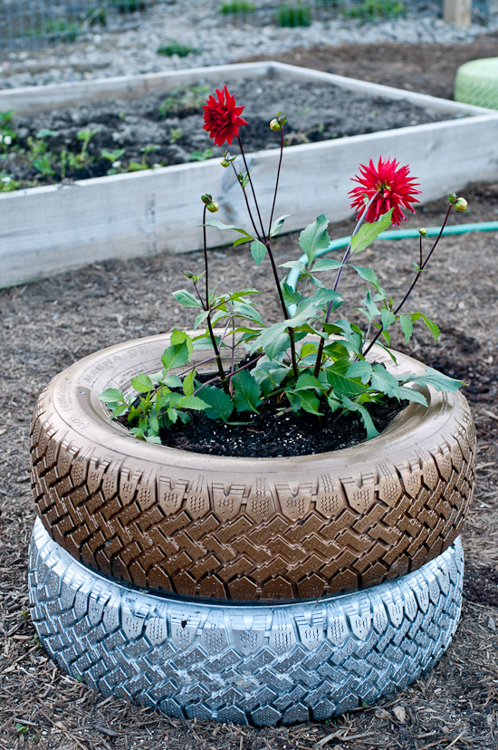 New Wonderful Ideas For Repurposing Old Tires
