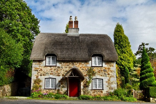 12 Stunning Cottage Design Ideas That Look Like from the Fairy Tales