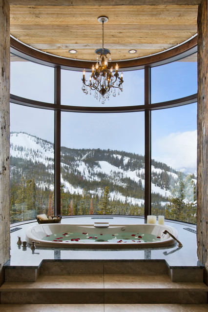 24 Surprisingly Gorgeous Interiors With Amazing Views