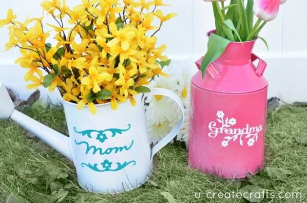 22 Super Cute DIY Decorative Vases That Can Be Done for Less Than Hour