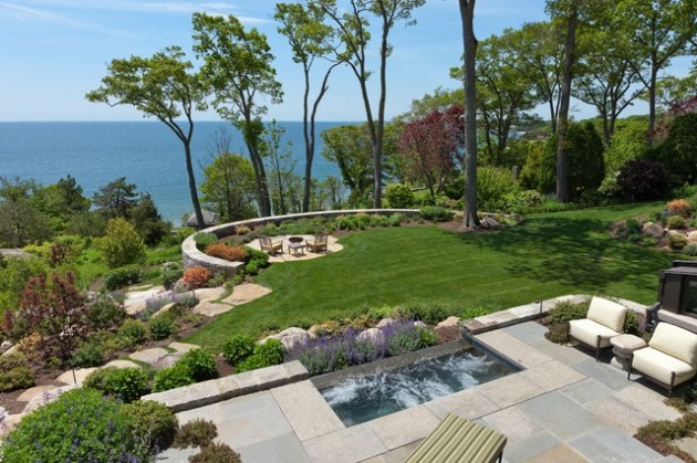 14 Outstanding Landscaping Ideas For Your Dream Backyard on Backyard Hill Landscaping Ideas id=19314