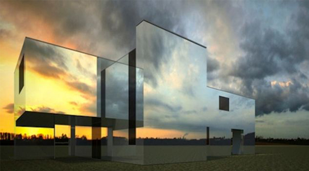 10 Unbelievable Public Architectural Optical Illusions