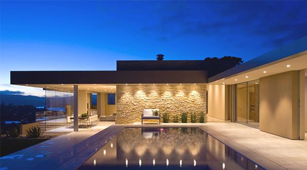 Garay House – A Contemporary Home in California