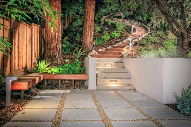 14 Clever Ideas How to Light Up All The Pathways in the Backyard
