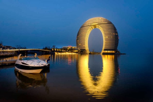 Top 6 Surreal Hotels in China They Will Leave You Breathless