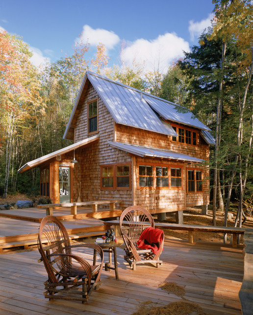 16 most elegant wood cabin design ideas - Cabin Design Ideas