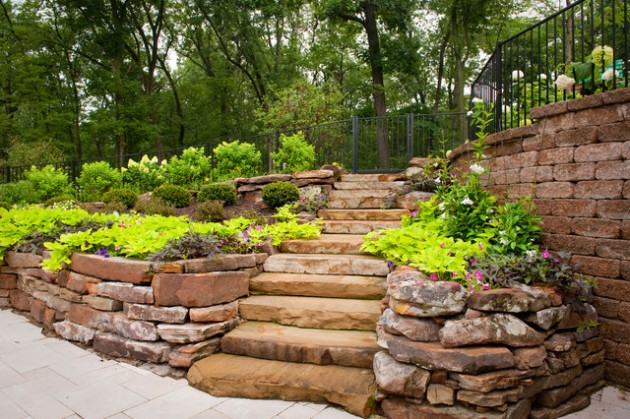 15 Incredible Landscape Designs For Your Backyard
