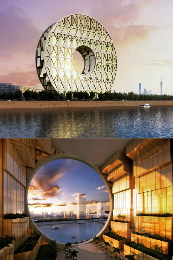 12 Unordinary Architectural Projects That Will Catch Your Attention