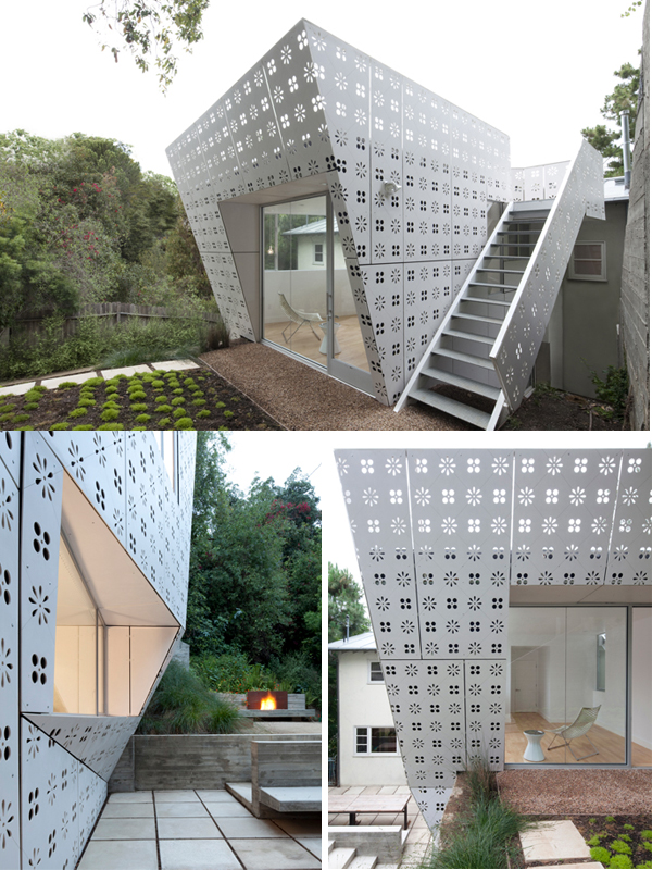 12 unordinary architectural projects that will catch your for Creative house designs