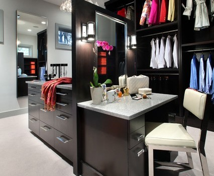 16 Dream Walk-In Closet Designs for Organized Home
