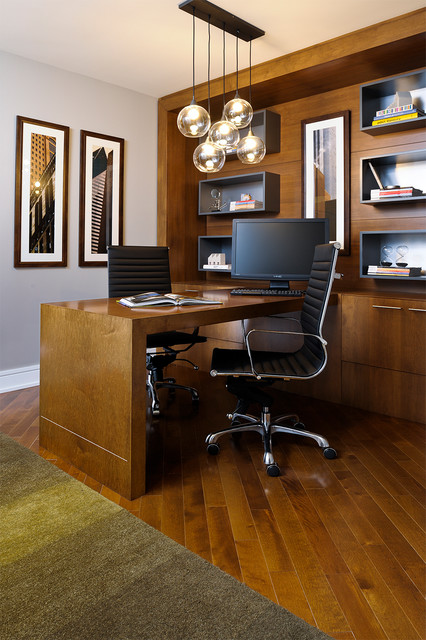 15 Compulsive Home Office Designs For A Good Career