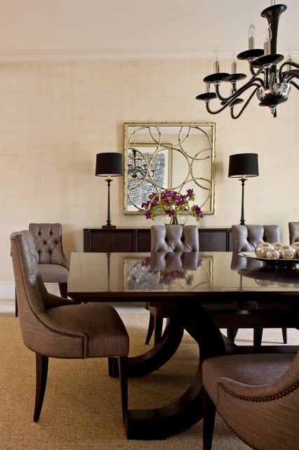 15 Exquisite Contemporary Dining Room Designs For Your New Home