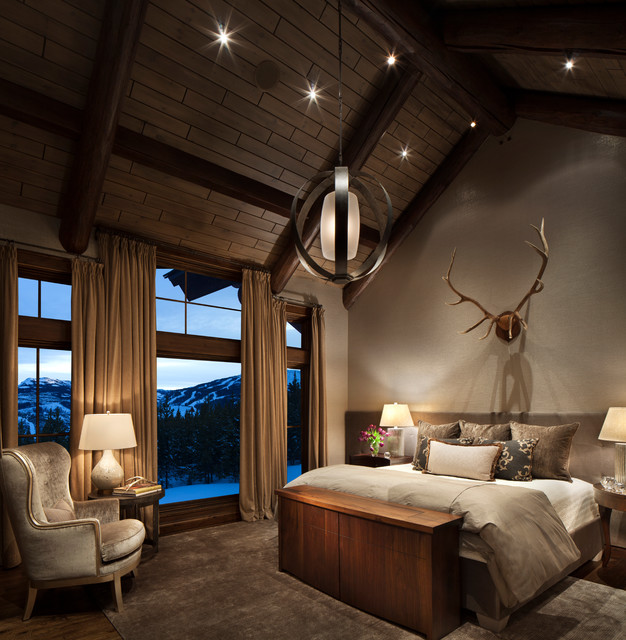 Home Design Ideas Bedroom: 16 Irresistibly Warm And Cozy Rustic Bedroom Designs