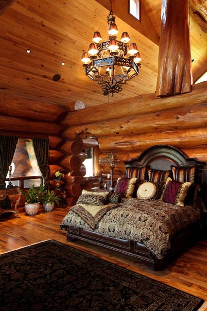 16 Irresistibly Warm And Cozy Rustic Bedroom Designs