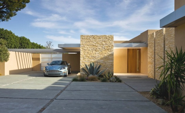 Garay House   A Contemporary Home in California