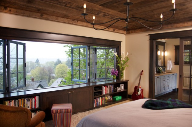 Bi- Fold Windows: New & Very Practical Solution For The Modern Home