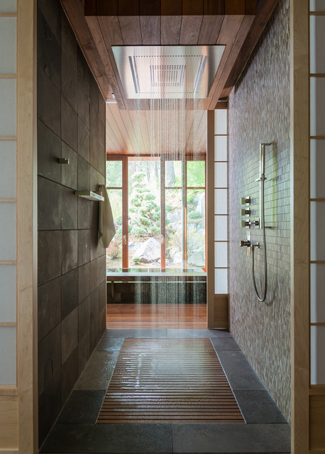 14 Divine Rain Shower Designs For Your Home Improvement