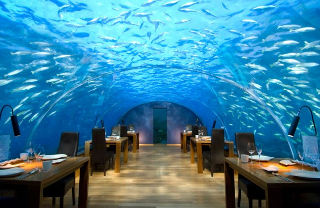 14 Unique Restaurants Located On The Most Unexpected Places