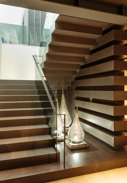 20 Incredible Staircase Designs For