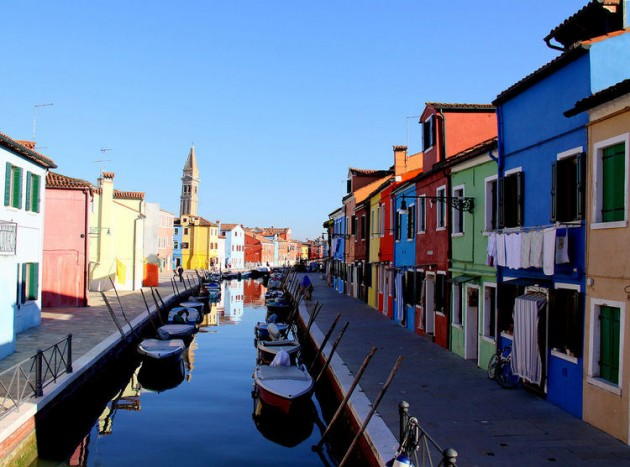 10 Incredibly Colorful Cities You Won't Believe That Are Real