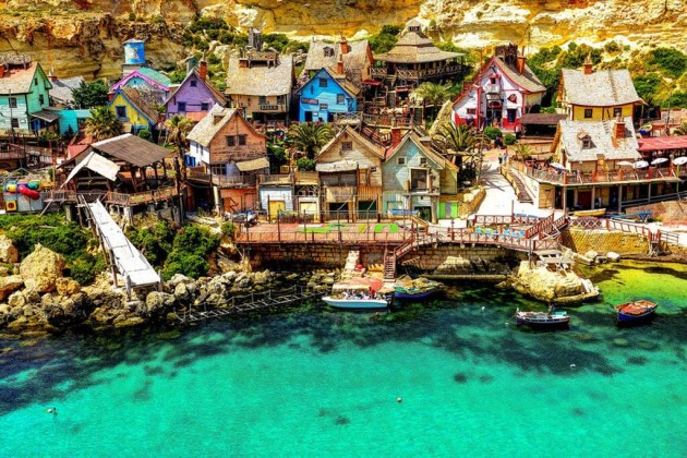 15 Picturesque Village Photos From Around The World