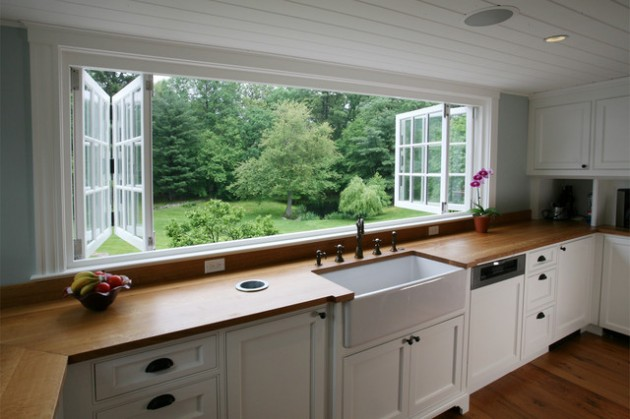 Bi  Fold Windows: New & Very Practical Solution For The Modern Home