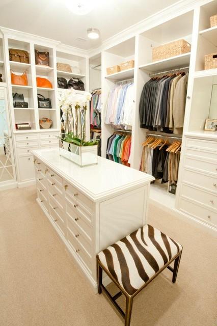 16 Dream Walk-In Closet Designs for Organized Home