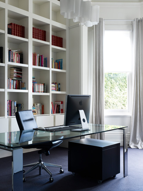 15 Perfectly Decorated Small Home Office Design Ideas