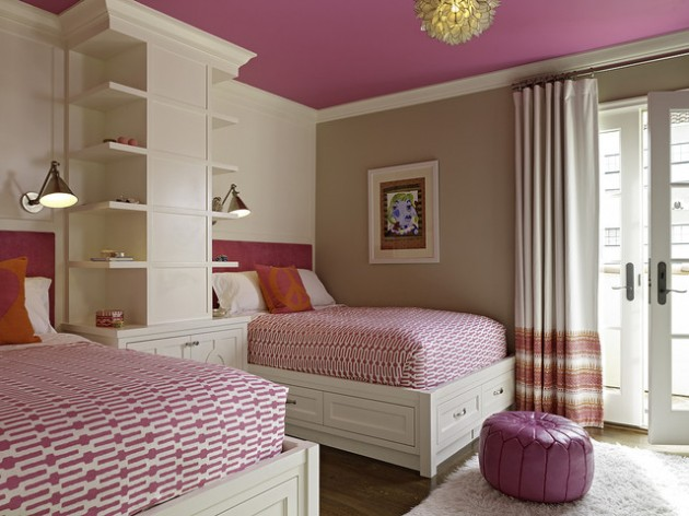 13 Sleek Twins Bedroom Design Ideas For Your Dearest