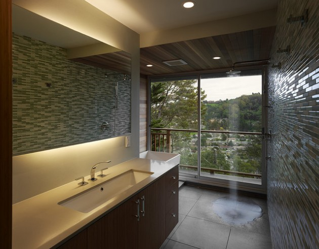 14 Divine Rain Shower Designs For Your Home Improvement