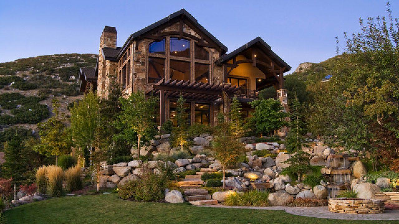 Rustic Home Decor Exterior