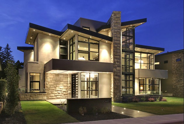 12 outstanding luxury architectural designs you must see for Luxury home architects