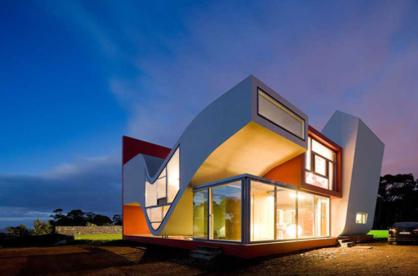 unique home designs 10 awesome houses with unique astonishing design 29679