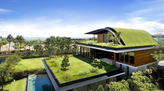 Meera Sky Garden House – An Amazing Eco-Friendly Home