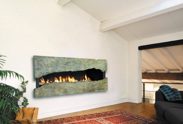 14 Sophisticated Fireplace Designs That Suit All Desires