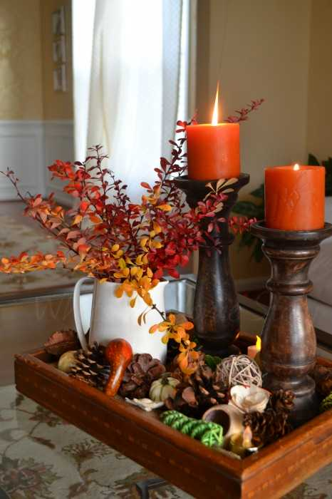 Easy Cheap Diy Fall Decor Ideas You Need To Try,Small Home Decor Ideas India
