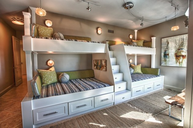 17 Delightful Ideas How To Make Unique and Stunning Kids Room