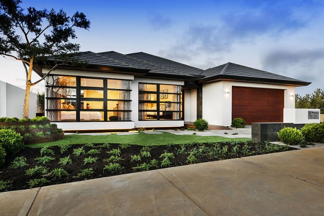12 Dream Contemporary Houses That Look Elegant and Attractive