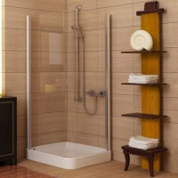 A Spacious Place – Big Ideas for Tiny Bathrooms