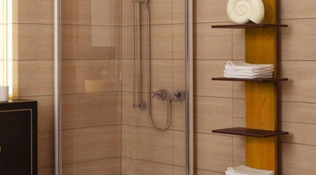 A Spacious Place – Big Ideas for Tiny Bathrooms