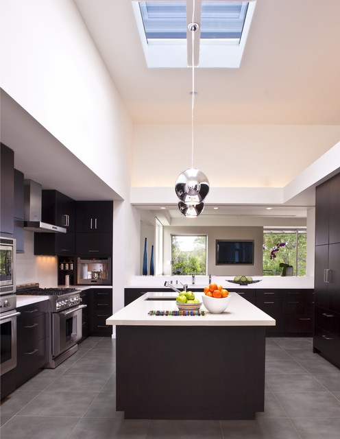 The Beauty of The Big Spacious Kitchens