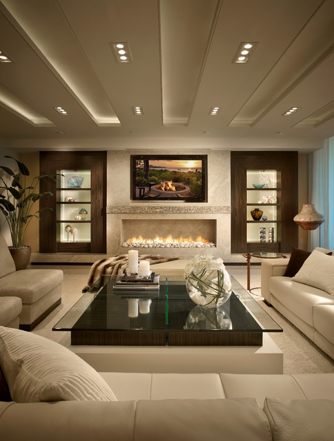 Mesmerizing Living Room Design Ideas for High Quality Lifestyle