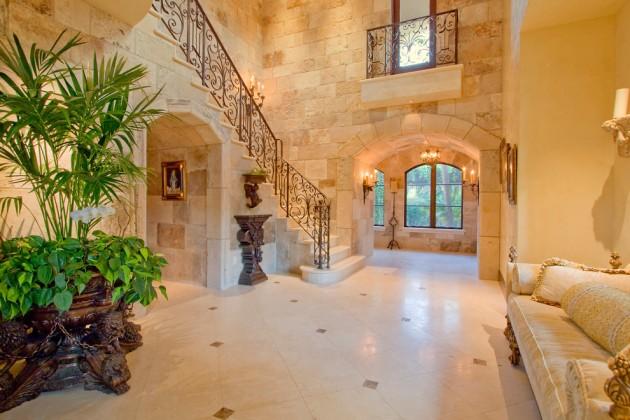 Staircase Design Modern Entrance