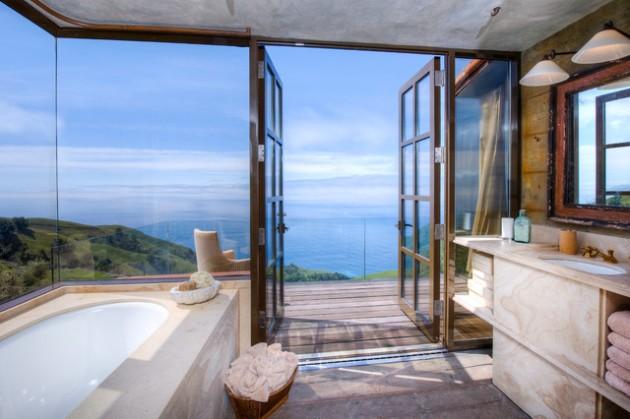15 Luxury Mediterranean Bathroom Designs