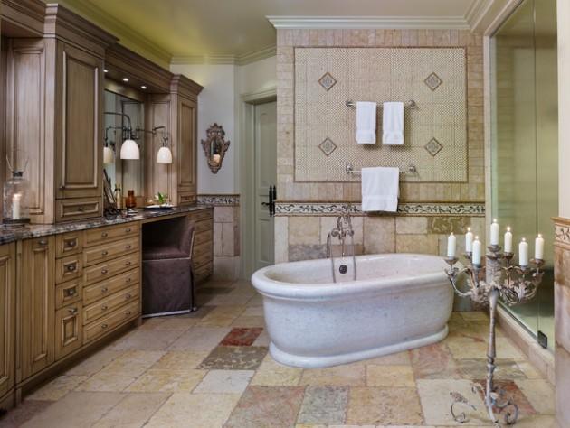 Mediterranean Bathroom Design: 15 Luxury Mediterranean Bathroom Designs