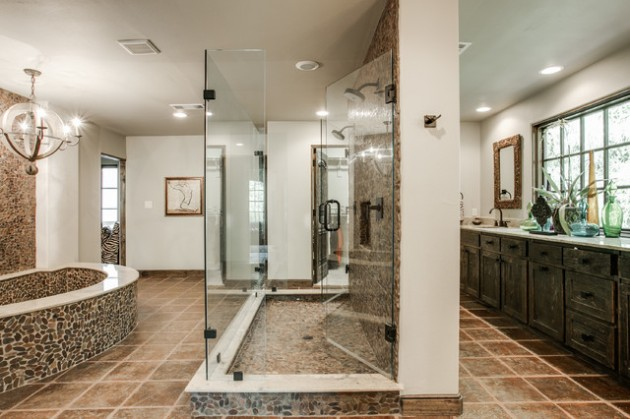 15 luxury mediterranean bathroom designs - Mediterranean Bathroom Design