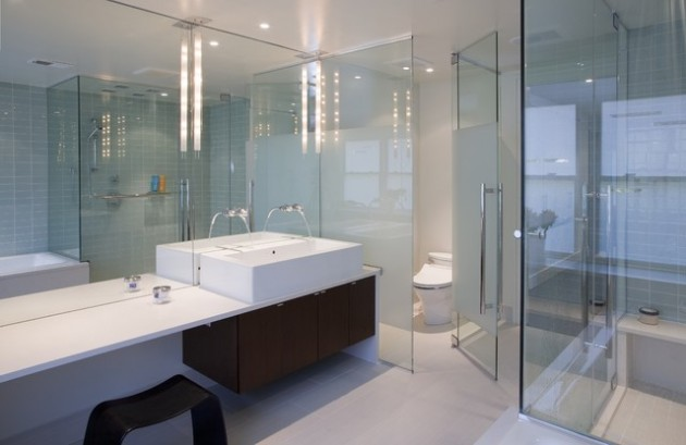 15 Majestic Modern Bathroom Designs For Inspiration