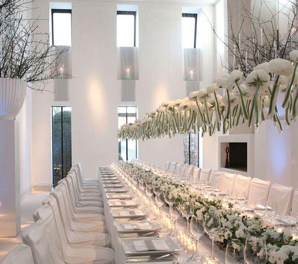 10 Amazing DIY Ideas For Fresh Wedding Centerpiece