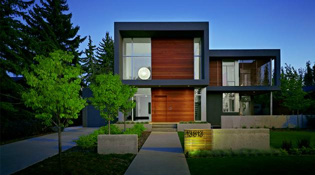 18 Awe Inspiring Modern Home Exterior